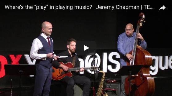 screen shot of Jeremy Chapman's Ted Talk