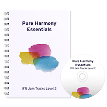 image of IFR Jam Tracks Level 2: Pure Harmony Essentials