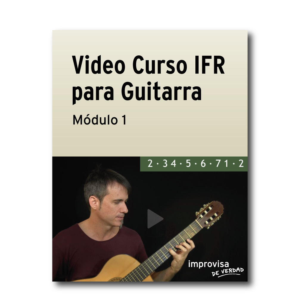image of IFR Video Course for Guitar, Module 1