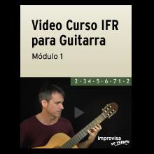 imagen del video curso para guitarra