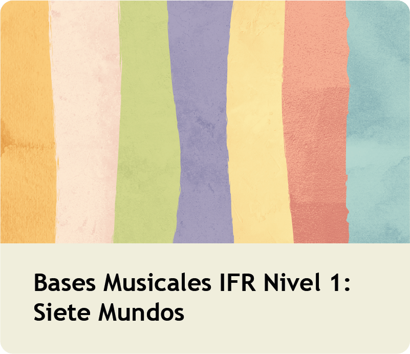 Bases Musicales IFR Nivel 1