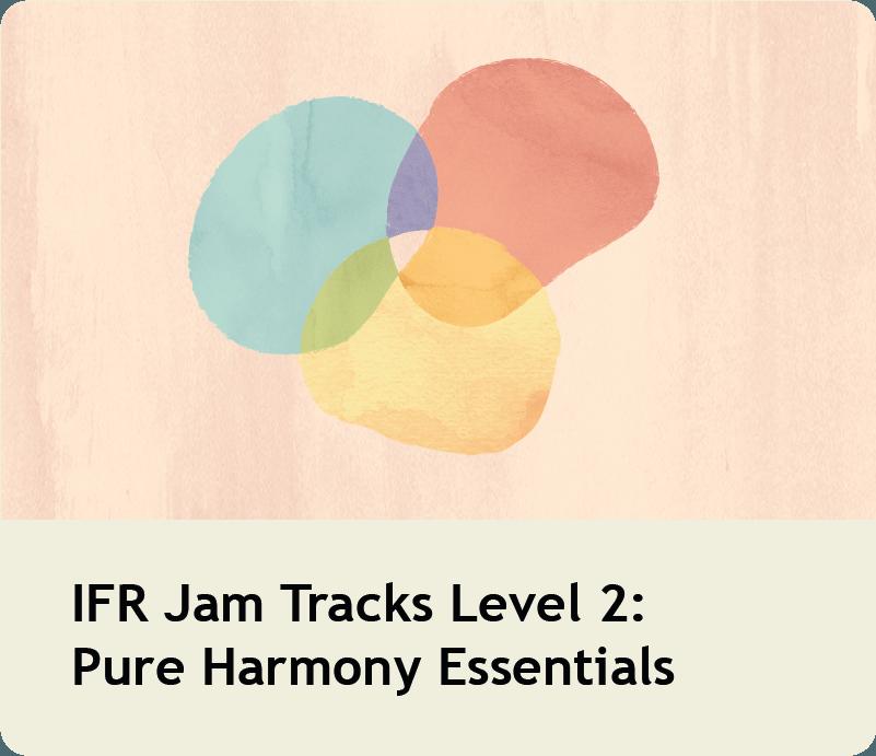 IFR Jam Tracks Level 2: Pure Harmony Essentials
