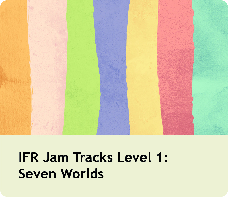 IFR Jam Tracks Level 1: Seven Worlds