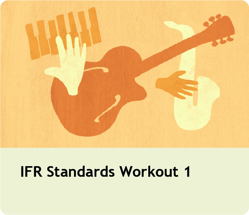 IFR Standards Workout 1