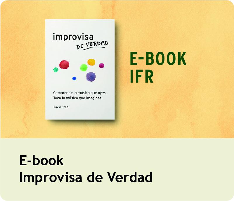 E-book Improvisa de Verdad